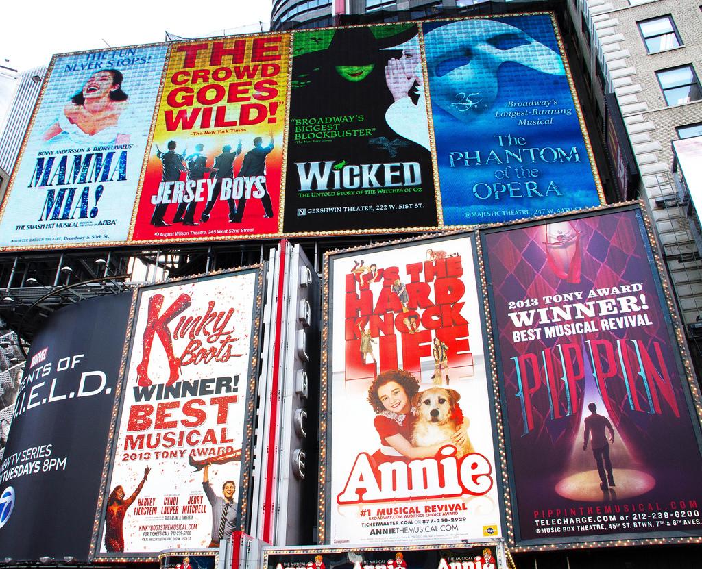 gershwin theatre new york tickets